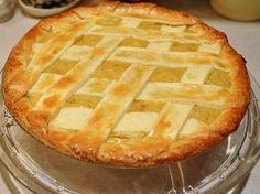 Italian Easter Wheat Pie