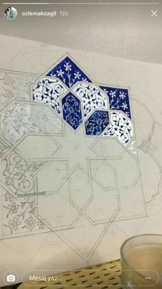 islamic art pattern #islamic #art * islamic art - islamic art calligraphy - islamic art pattern - islamic art wallpaper - islamic artwork - islamic art painting - islamic art design - islamic art calligraphy quran Islamic Art Pattern, Pattern Art, Illumination Art, Islamic Art Calligraphy, Calligraphy Alphabet, Arabic Art, Turkish Art, Geometric Art, Mandala Art