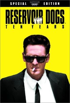 Reservoir Dogs- great actor