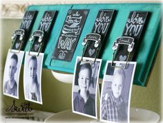 Li'l Buck's Creations: Sweet Stamp Shop Chalboard Set Mouse Trap Picture Display