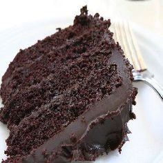 Best Chocolate Cake with Fudge Frosting Recipe 2012 Microwave Chocolate Cakes, Chocolate Fudge Frosting, Best Chocolate Cake, Chocolate Chocolate, Chocolate Powder, Fudge Cake, Microwave Baking, Microwave Recipes, Baking Recipes