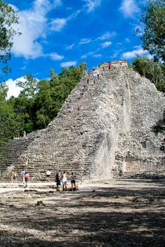 Can't wait to climb you Coba!
