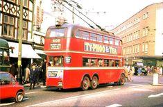 Vintage London, Old London, East London, London Transport, Public Transport, Kingston Upon Thames, Routemaster, London History, London Pictures