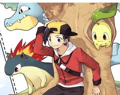 Everybody loves Pokemon! — mooites: By Snooze*5