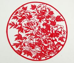 chinese paper cutting - Google Search
