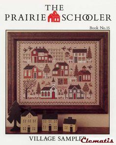 PRAIRIE SCHOOLER VILLAGE SAMPLER 01