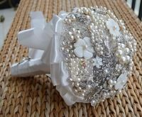 wedding bouquets,bride brooch bouquets,