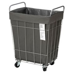 Square Baskets, Wire Art, Organization, Metal, Laundry, Stuff To Buy, Home Decor, Washroom, Getting Organized