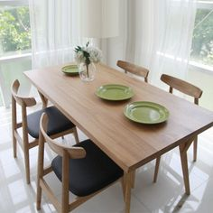 14 Best Comedores Pequenos Images On Pinterest Dining Room - Mesas-para-comedores-pequeos