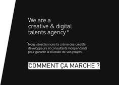 Creasenso > Agence de talents freelances - Agent d'illustrateurs - Agent de créatifs freelances -