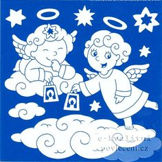 . Paper Cutting, Smurfs, Diy And Crafts, Kirigami, Deco, Christmas, Window, Fictional Characters, Christmas Wreaths