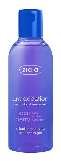 ZIAJA - ANTIOXIDATION ACAI BEERE / Mizellares Reinigungsgel Sensitive Skin, Shampoo, Personal Care, Bottle, Face, Berries, Skincare Routine, Cleaning, Self Care