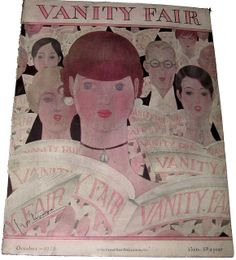 Vanity Fair October, 1928 ~ George Lepape