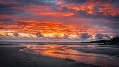 Hellestoe Beach, Norway #travel-paradise divine