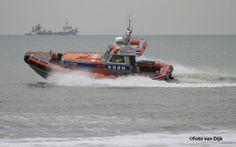 Reddingboot 'De Redder' weer op station Katwijk