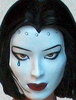 Shoji Tengoku, the healer who appears in Noel's wishful-thinking dreams.