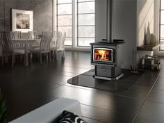 New Mexico Fireplace Gallery provides fireplace inserts, woods stoves and pellet stove to builders and retail customers Fireplace Gallery, Small Fireplace, Stove Fireplace, Wood Burning Stove Pipe, Modern Stoves, Stove Accessories, Wood Insert, Multi Fuel Stove, Wood Pellets