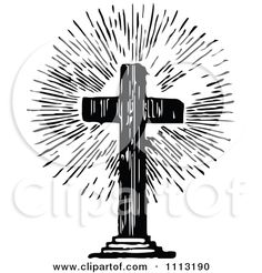 Christian Cross Clipart