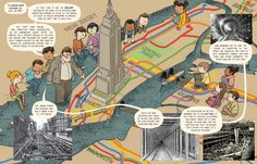 Lost in NYC: A Subway Adventure | TOON Graphics - TOON Books