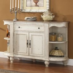 Found it at Wayfair - Coventry Two Tone Server
