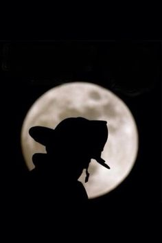 Firefighter in the moon...someday!
