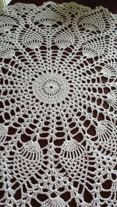 Oval crochet doily new hand crocheted doilies ecru doily Crochet Doily Patterns, Thread Crochet, Crochet Motif, Crochet Doilies, Crochet Flowers, Hand Crochet, Crochet Stitches, Crochet Table Topper, Crochet Table Runner