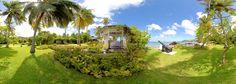 Sandals Halcyon Beach St. Lucia Wedding Gazebo 360