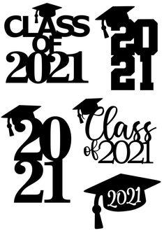 Graduation Images, Graduation Templates, Graduation Cupcake Toppers, Graduation Party Themes, Graduation Decorations, Graduation Party Decor, High School Graduation, Graduation Cards, Graduation Cap Drawing