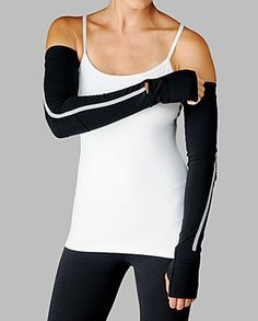 Reflective running gear - too cool!