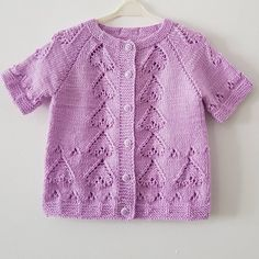 Crochet and Knitting Double Crochet, T-shirt Au Crochet, Crochet Shirt, Crochet Braids, Crochet Baby, Baby Knitting Patterns, Knitting For Kids, Pull Bebe, Baby Pullover