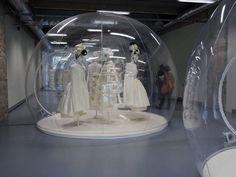 "Comme des Garçons ""White Drama"", Cristóbal Balenciaga ""Fashion Collector"" & PGL by Pigalle // Les Docs, Paris. - Yellowtrace"
