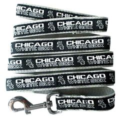 Pets First MLB Chicago White Sox Pet Leash Large ** Be sure to check out this awesome product.