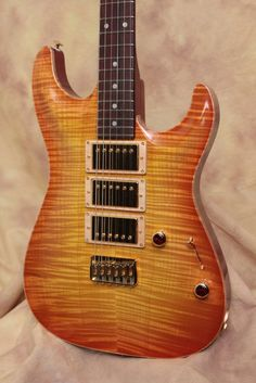 Pensa Custom Guitars from Rudy's Music, Times Square, NYC