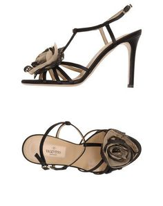 Shoes We Love / High heeled sandals by Valentino Garavani ||