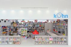 TOY STORES! kühn toy store by ninkipen!, Osaka – Japan » Retail Design Blog