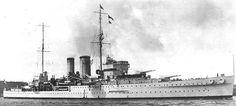 HMS Exeter 1931