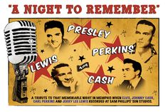 The EPC - A Night To Remember: Presley, Perkins, Lewis and Cash Season Event
