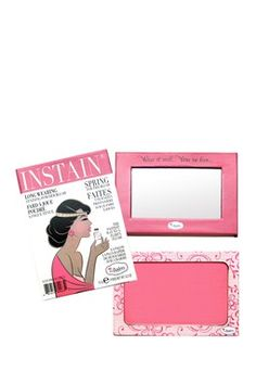 theBalm INSTAIN Blush - Lace X  $22 (2013)