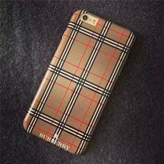 coque burberry iphone 7