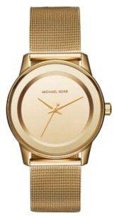 Michael Kors MK6295 MICHAEL KORS Kinley Gold Tone Dial Ladies Dress Watch