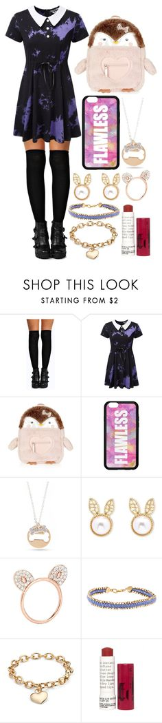 """""""#35"""" by moon-crystal-wolff ❤ liked on Polyvore featuring Boohoo, Killstar, Accessorize, Forever 21, Pet Friends, Aamaya by Priyanka, Astley Clarke, Blue Nile and Korres"""