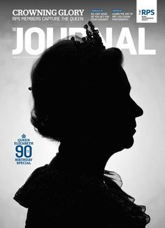 Happy and Glorious on Twitter: Journal of the Royal Photographic Society June 2016 with a silhouette of Queen Elizabeth