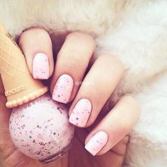 We Heart It yoluyla görsel https://weheartit.com/entry/162564457 #cute #fashion #girls #girly #icecream #nailart #nails #pink