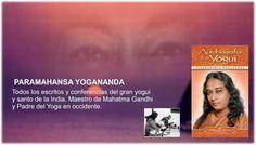 Semillas de Luz toda la literatura de Paramahansa Yogananda, difusor de kriya yoga y padre del yoga en occidente. autor del best sellers permanente Autobiografía de un Yogui y fundador de Self-Realization Fellowship y yogoda satsanga society of india