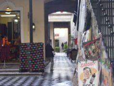 Galería de la Defensa - San Telmo, Buenos Aires