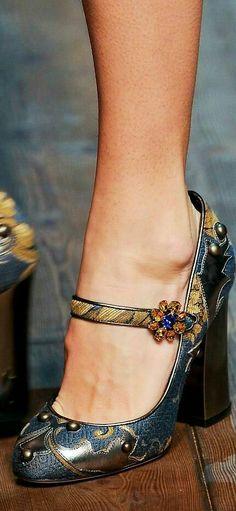 www.2locos.com Dolce Gabbana FW 2014-15