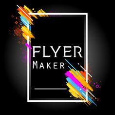 Criação de cartazes interativos,posters e folhetos | Ferramentas digitais Graphic Design Flyer, Design Poster, Graphic Design Templates, Flyer Design, Poster Templates, Layout Design, Logo Design, Poster Maker, Flyer Maker