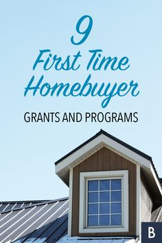 First-Time Homebuyer Grants & Programs - Home Buying - Home Buys ideas - - Buying a home for the first time can seem daunting. Fortunately many first-time homebuyer grants and programs exist to help. Home Buying Tips, Buying Your First Home, Home Buying Process, First Time Home Buyers, Home Renovation, Home Remodeling, Basement Renovations, Real Estate Tips, Dave Ramsey