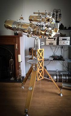Custom builds/About - Moonraker Telescopes