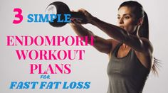 Try these 3 super easy and effective endomorph workout plans to lose weight and build lean muscle. Easily change your body today. Weight Loss Workout Plan, Diet Plans To Lose Weight, Weight Loss Goals, Ways To Lose Weight, Losing Weight, Diet Plans For Women, Lose Belly Fat, Fett, Planer